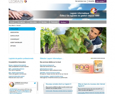 Legrain Informatique